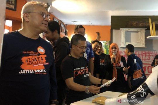 Rumah Pintar Pemilu Nasional diresmikan di Kota Batu