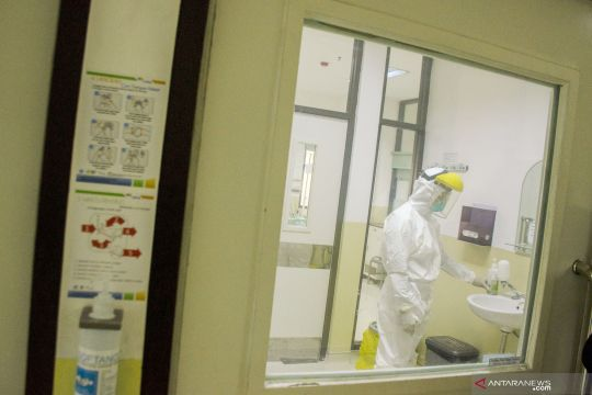 Siaga virus corona, RS Hasan Sadikin siapkan ruang isolasi