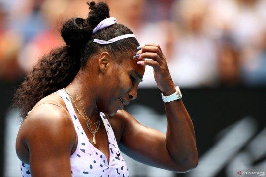 Australia Open: Serena Williams tumbang ditangan petenis China