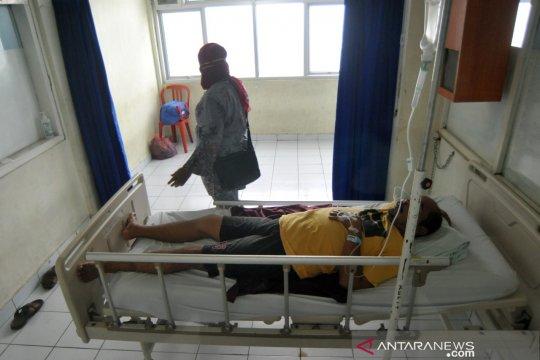 Pasien diduga suspect Mers Cov di rawat di RSUP M Djamil Padang