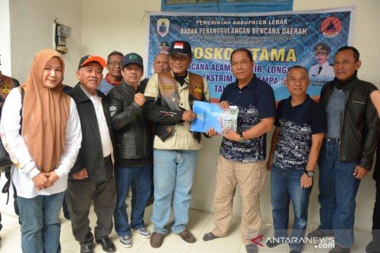 Pemkab Serang salurkan bantuan untuk korban banjir Lebak