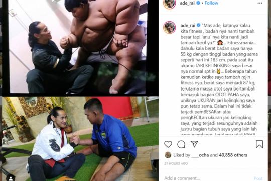 Kisah Aria Permana, bocah obesitas sukses turunkan berat badan 110 kilogram tanpa menyiksa diri
