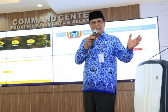 Gubernur: HPN 2020 momentum percepatan pembangungan Kalsel