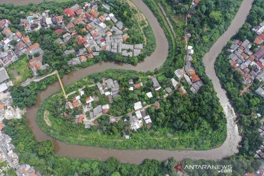 Sungai Ciliwung Jakarta sudah bersih dari sampah banjir