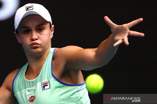 Australia Open: Barty melaju ke putaran keempat