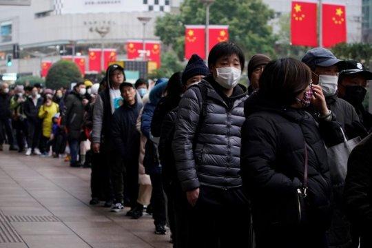Khawatirkan virus corona, Shanghai tutup bioskop selama libur Imlek