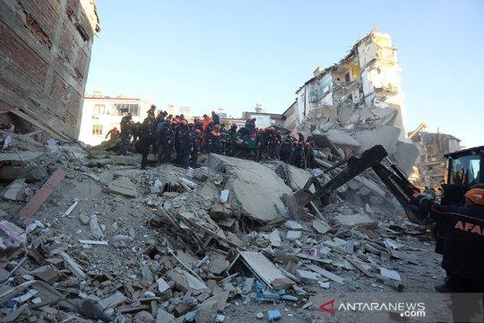 Pascagempa Turki, tiga WNI di Elazig selamat