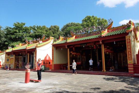 Vihara tertua di Tanjungpinang jadi salah satu pusat perayaan Imlek