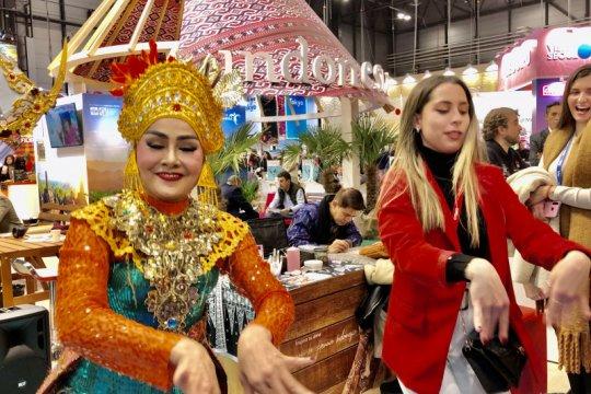 Tarian Indonesia jadi daya tarik pengunjung Fitur Madri