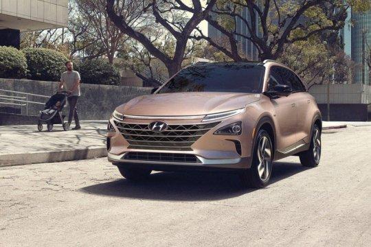 Hyundai Motor akan produksi mobil komersial hidrogen di China