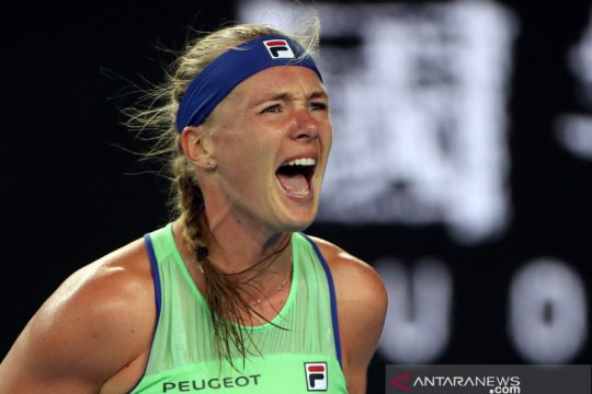 Kiki Bertens turut mengundurkan diri dari US Open