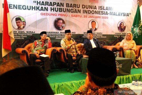 Diskusi Harapan Baru Dunia Islam