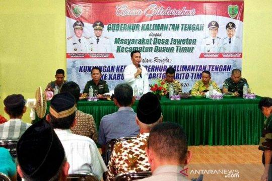 Jalan eks Pertamina wajib kembali ke daerah, kata Gubernur Kalteng