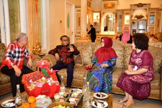 Gubernur silaturahim ke tokoh dan masyarakat keturunan Tionghoa
