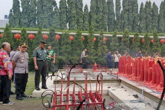 Amankan Imlek di Bandung, 556 polisi diterjunkan