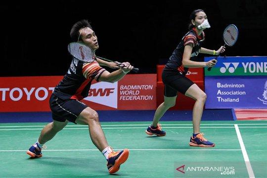 Hafiz/Gloria runner up Thailand Masters 2020