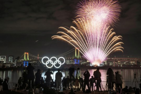 Dunia olahraga sambut positif IOC soal skenario alternatif Olimpiade