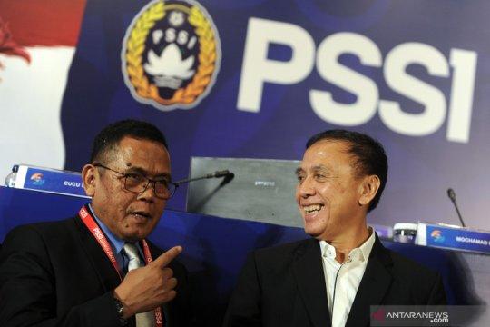 Legenda timnas minta PSSI solid demi sepak bola Indonesia