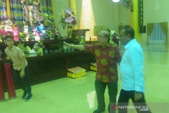Gubernur Sumut: Perayaan Imlek di Medan kondusif