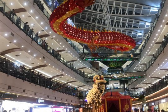Celebrating unity in diversity as Chinese New Year arrives