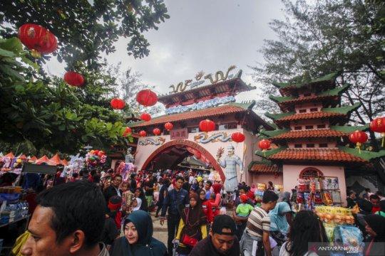 Wisata Kampung Cina di Cibubur
