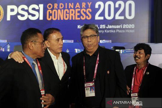 Penutupan Kongres Biasa PSSI 2020