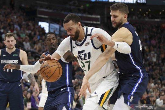 Utah Jazz boyong peralatan gym sendiri ke Orlando