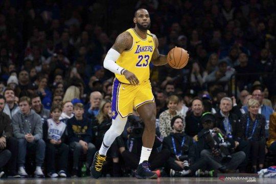 Langka, kartu basket LeBron James terjual dengan harga Rp27,2 miliar