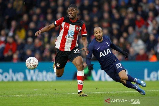 Seri 1-1 dengan Southampton, Tottenham butuh laga ulang tentukan nasib