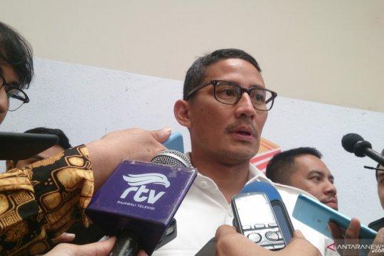 Ini tanggapan Sandiaga soal dua kandidat wakil gubernur DKI Jakarta