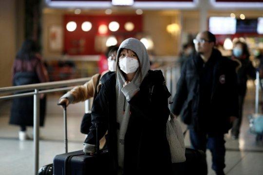 Lima warga Inggris terinfeksi virus corona di resor ski Prancis
