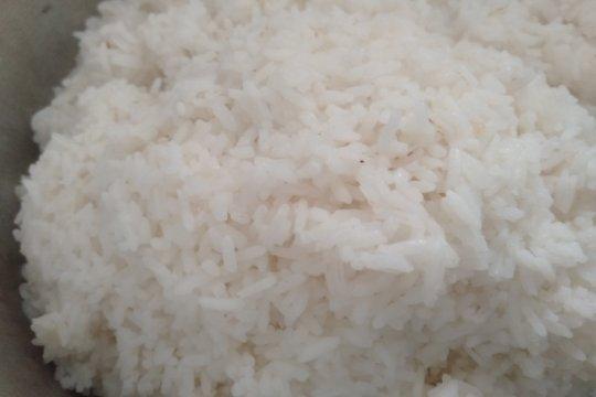 Baristand Ambon uji sampel beras mengandung plastik