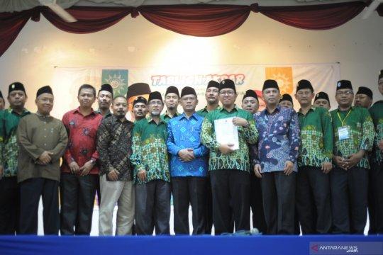 Ketua umum dan sejumlah rektor hadiri pelantikan Muhammadiyah Malaysia