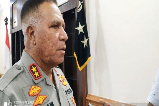 Kontak tembak di Intan Jaya, satu KKB tewas