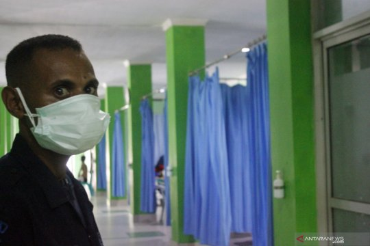 Pria WNA China terduga terinfeksi Virus Corona dirawat di Sorong