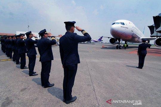 Kementerian BUMN: Kontrak kerja pilot kebijakan manajemen Garuda