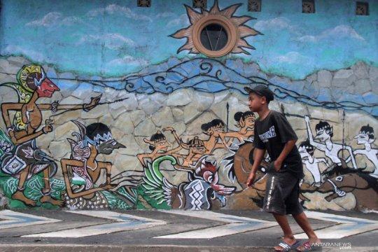 Melihat kampung Edukasi Wayang Kulit di Malang