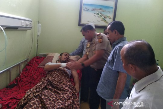 Polisi minta keterangan wartawan ANTARA korban pengeroyokan