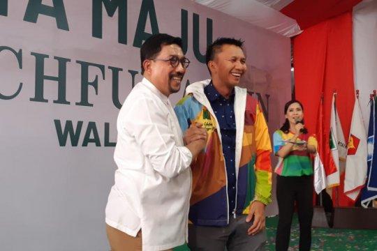 Machfud Arifin beri sinyal Azrul sebagai wakilnya di Pilkada Surabaya