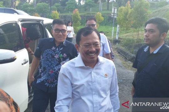 Menkes kunjungi RS Kandouw Manado pascapengisolasian awak Lion Air