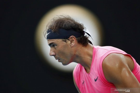 Rafael Nadal ogah ikut turnamen jika situasi belum aman