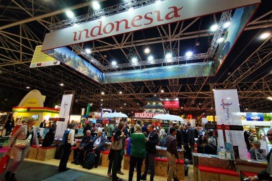 Indonesia bukukan transaksi wisata hampir Rp86 miliar di Vakantiebeurs