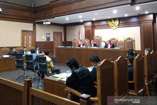 Saksi akui diperintah eks Dirut PT INTI Palsukan tanda tangan