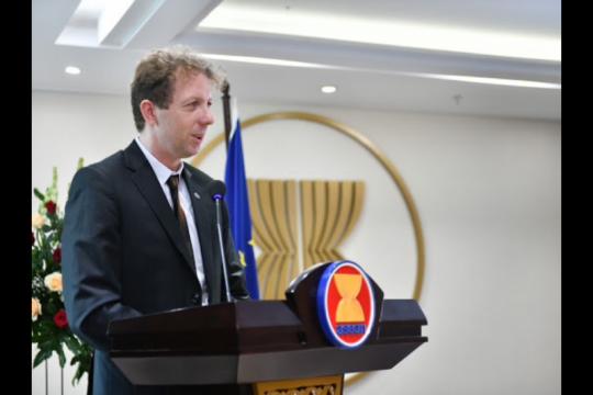 Dubes Igor: Uni Eropa tolak militerisasi di Laut China Selatan
