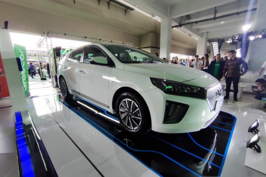 Spesifikasi Hyundai Ioniq, taksi tenaga listrik pertama di Indonesia
