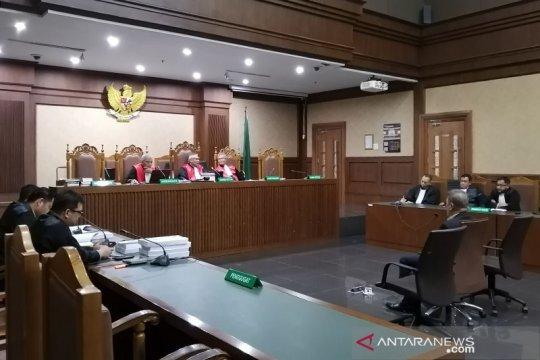 Pengusaha penyuap Gubernur Kepri dituntut 2 tahun penjara