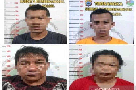 Pria asal Aceh selipkan 1 kilogram sabu-sabu di sepatu