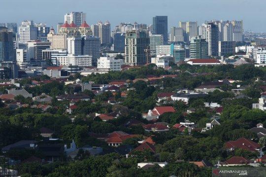 WFH dan curah hujan perbaiki kualitas udara Jakarta
