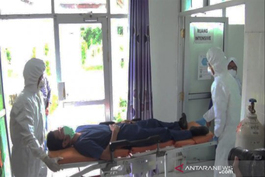 RSUD Doris Sylvanus siap jadi rujukan pasien virus corona di Kalteng
