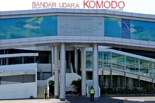 Bandara Komodo ditutup cegah Covid-19